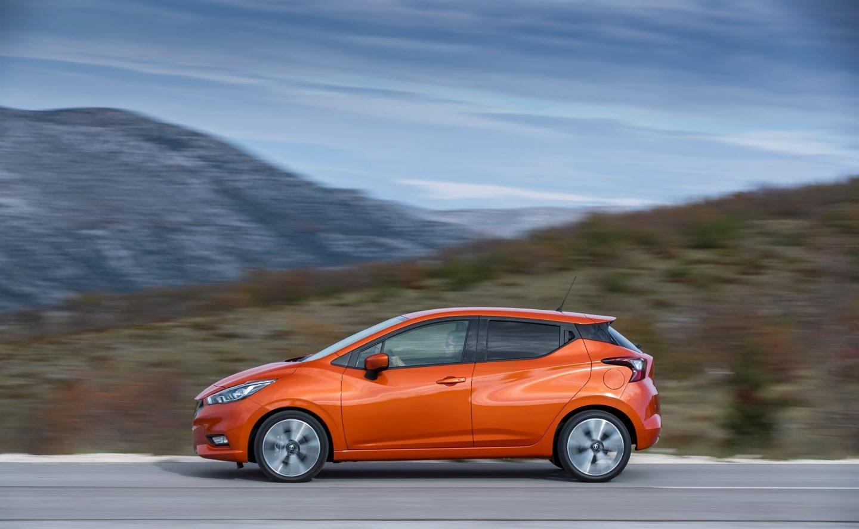 Nissan Micra, un gran paso adelante