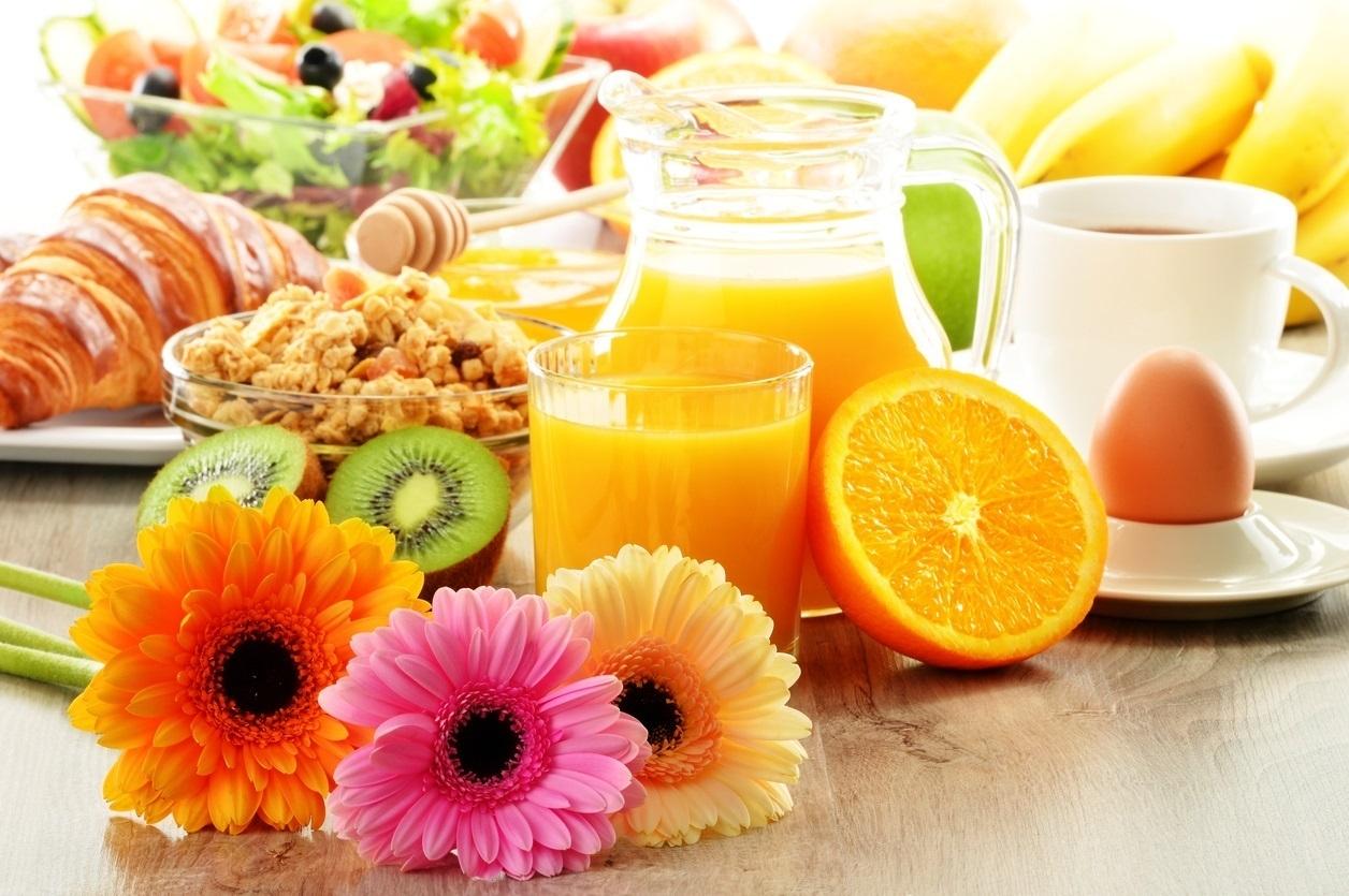 Lácteos, frutas y cereales: la fórmula del desayuno perfecto,