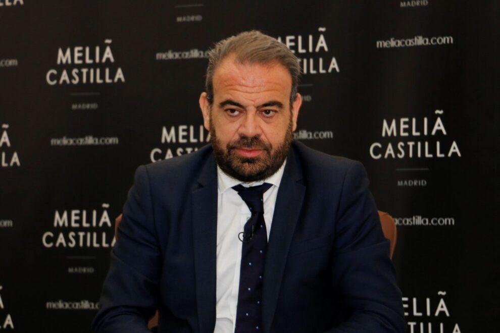 El consejero delegado de Meliá, Gabriel Escarrer.