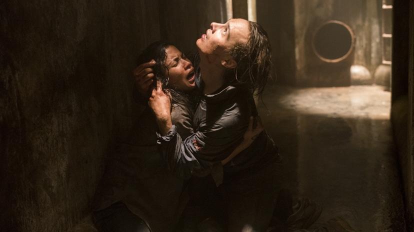 Un fotograma de la tercera temporada de 'Fear the Walking Dead'.