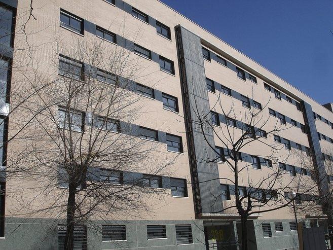 Bloque de viviendas VPO de Blackstone en Torrejón de Ardoz (Madrid).