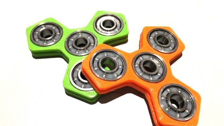 Fidget spinner juguete antistres
