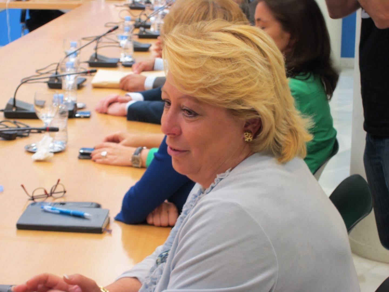 La diputada en la Asamblea de Madrid Mª Josefa Aguado.