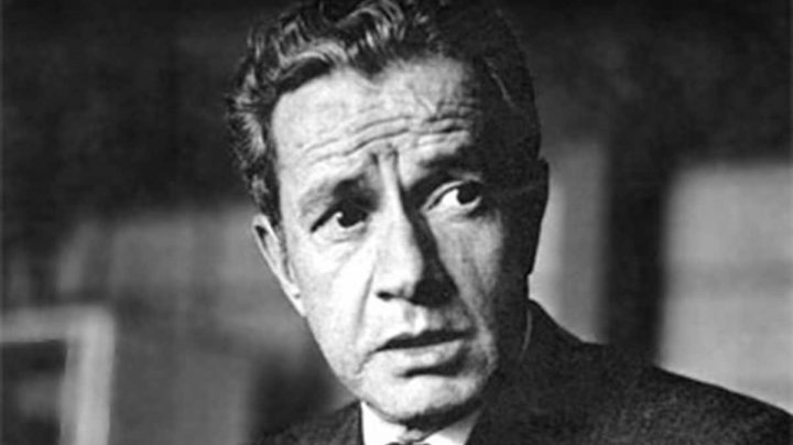 EL escritor Juan Rulfo.