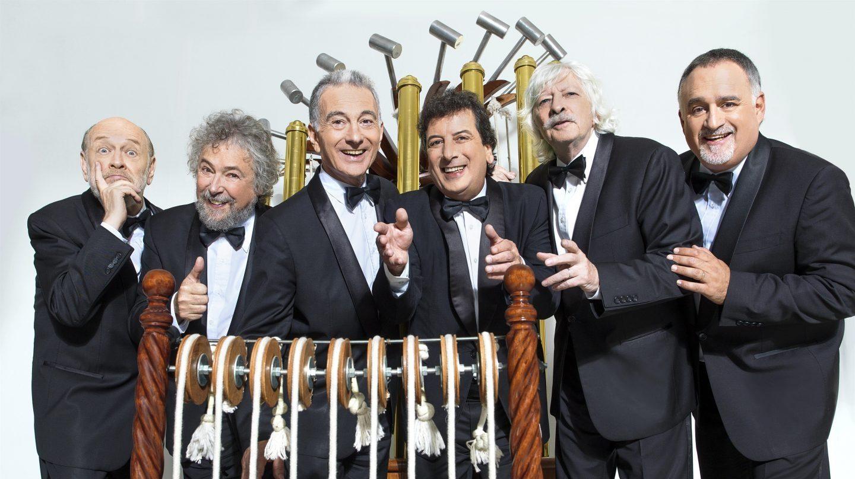 El grupo argentino Les Luthiers.