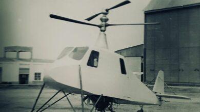 La Libélula: el sueño truncado del helicóptero español