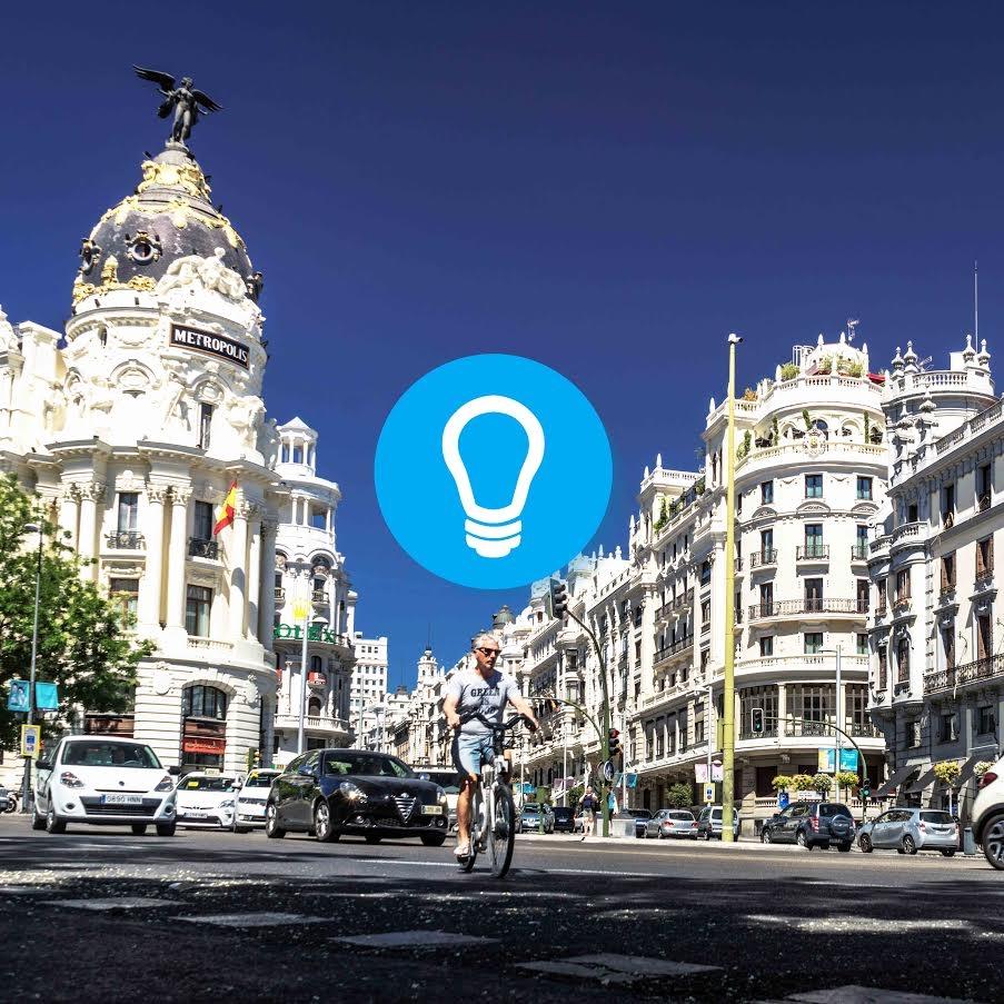 Cambiar el coche por la bicicleta tiene premio con App Light