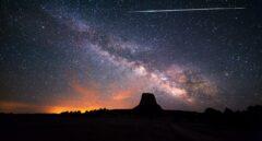 La mejor primavera para ver la lluvia de estrellas eta-acuáridas