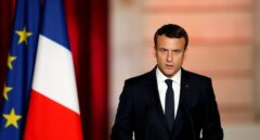 Enmanuel Macron, presidente de Francia.