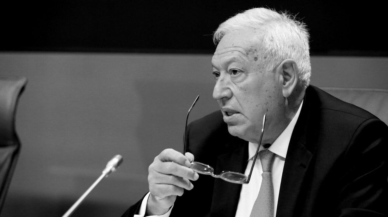 José Manuel García Margallo.