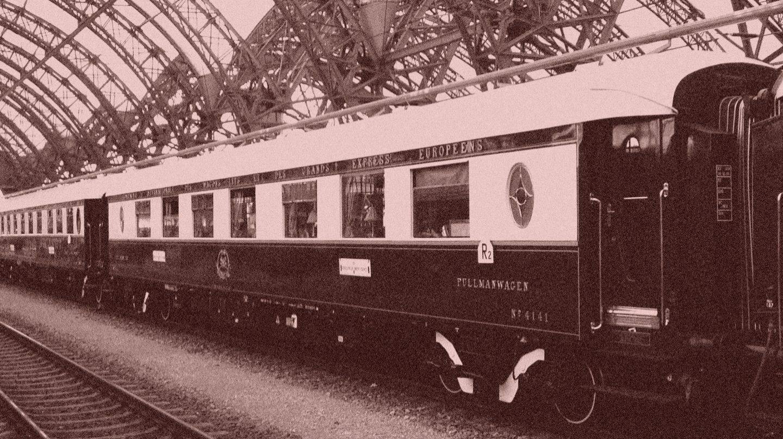 El Orient Express.