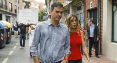 "Moncloa impulsa un perfil propio ""sin protagonismo"" a la mujer de Pedro Sánchez"
