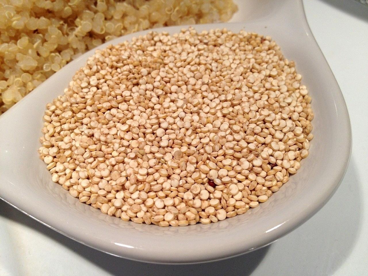 El consumo de quinoa ha aumentado más de un 1.000% en los últimos meses