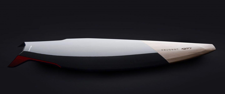 La Surfboard de Peugeot.