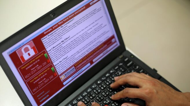 El virus 'wannacry' afectó a ordenadores de 150 países.