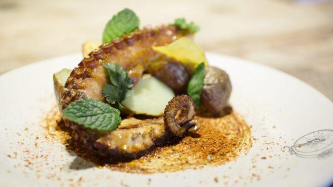 Javier Mayor, Javier Goya y David Alfonso hacen comida contemporánea.