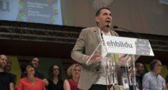 El coordinador general de EH Bildu, Arnaldo Otegi.