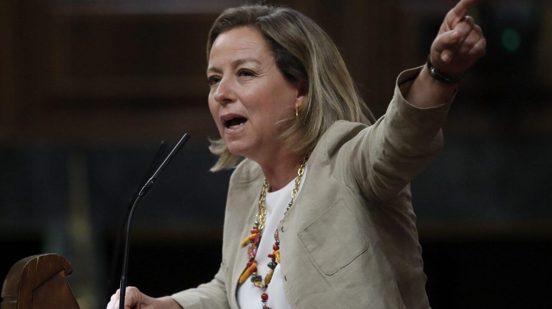 La diputada de Coalición Canaria Ana Oramas.