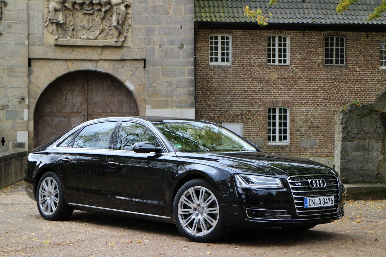Modelo A8 de Audi.