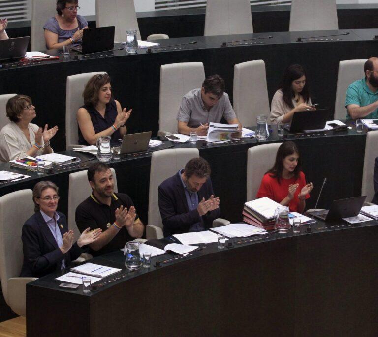 PP, PSOE y C's reprueban a los concejales de Ahora Madrid Sánchez Mato y Mayer