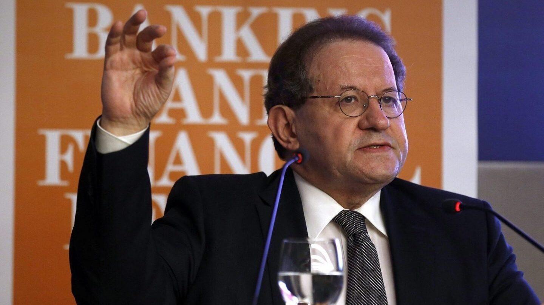 El vicepresidente del BCE, Vitor Constancio.