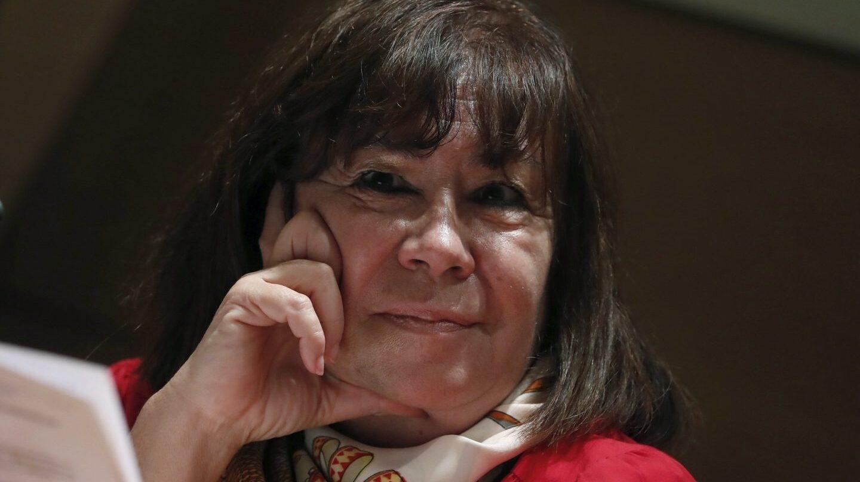 Cristina Narbona, nueva presidenta del PSOE