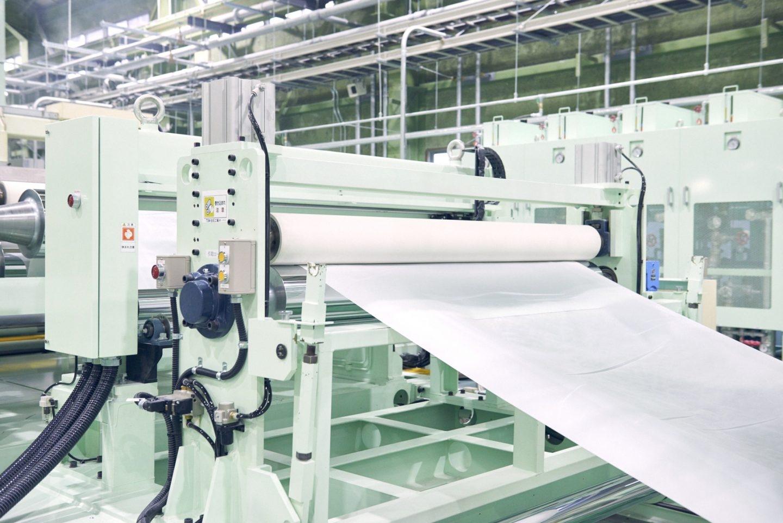 La fábrica de TBM en la prefectura japonesa de Miyagi.
