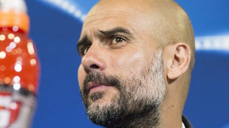 El ex entrenador del Barcelona, Pep Guardiola.