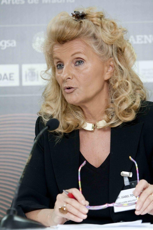 Isabel Tocino, ex ministra de Medio Ambiente, en una foto de archivo.