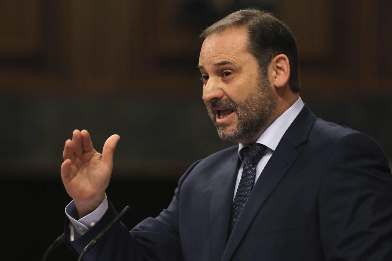José Luis Abalos, secretario de Organización del PSOE.