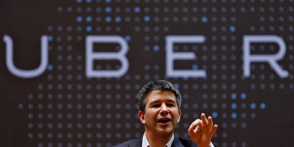Travis Kalanick, ex consejero delegado y cofundador de Uber.