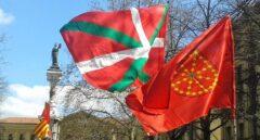 El PNV quiere regular la ikurriña en Navarra y que Euskadi incluya las cadenas en su escudo