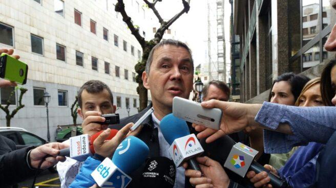 El líder de la izquierda abertzale, Arnaldo Otegi.