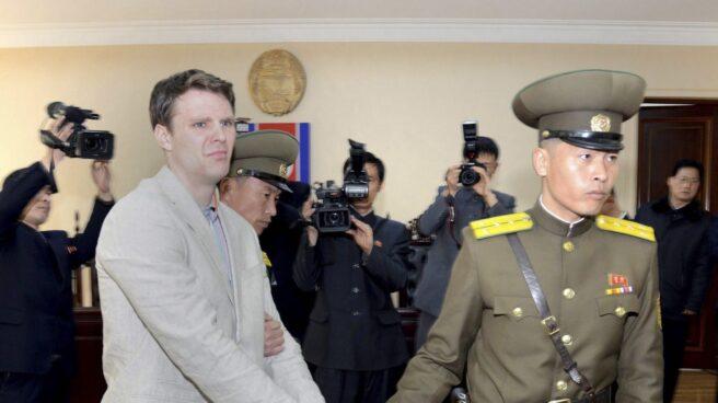 Otto Frederick Warmbier, el estudiante retenido en Corea del Norte.