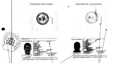 Las claves del caso de los pasaportes falsos
