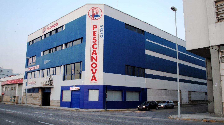 Instalaciones del Grupo Pescanova.