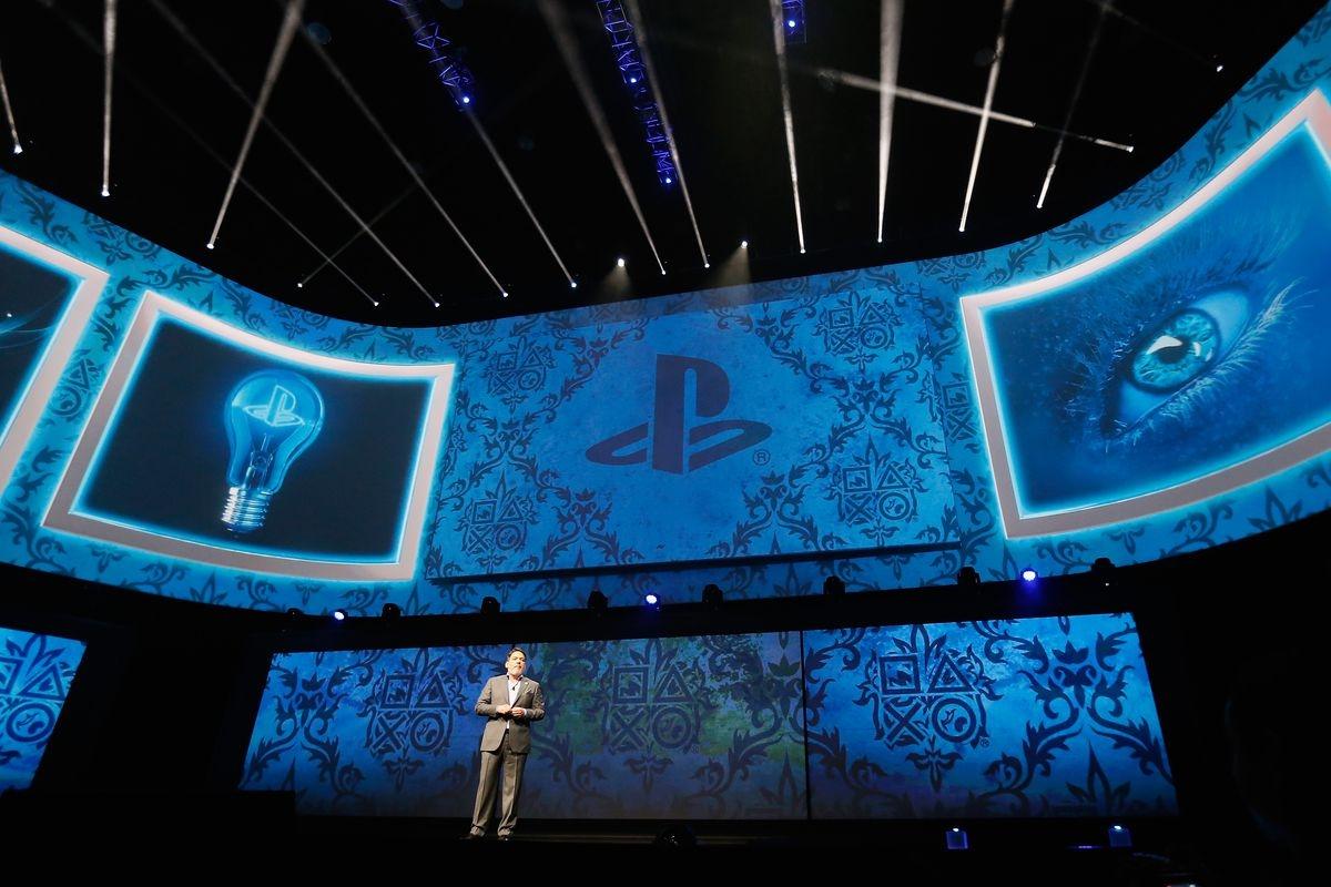 El acto de PlayStation en el E3.