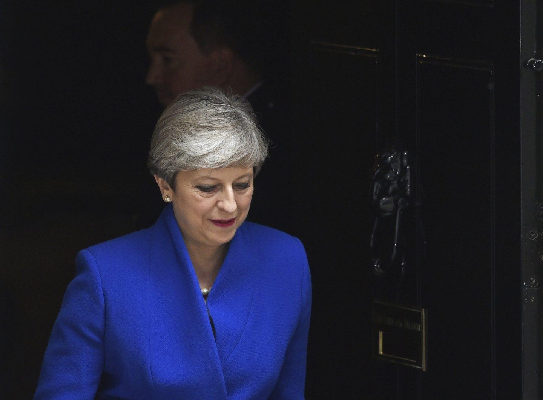 La primera ministra británica, Theresa May, promete afianzar las relaciones con España.