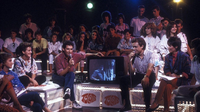 Música en televisión