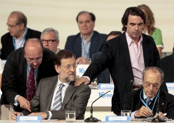 Congreso Nacional del PP de Valencia, en el año 2008.