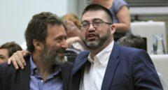 Mauricio Valiente y Carlos Sánchez Mato.