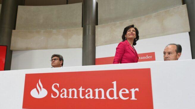 Ana Patricia Botin, presidenta de Banco Santander.