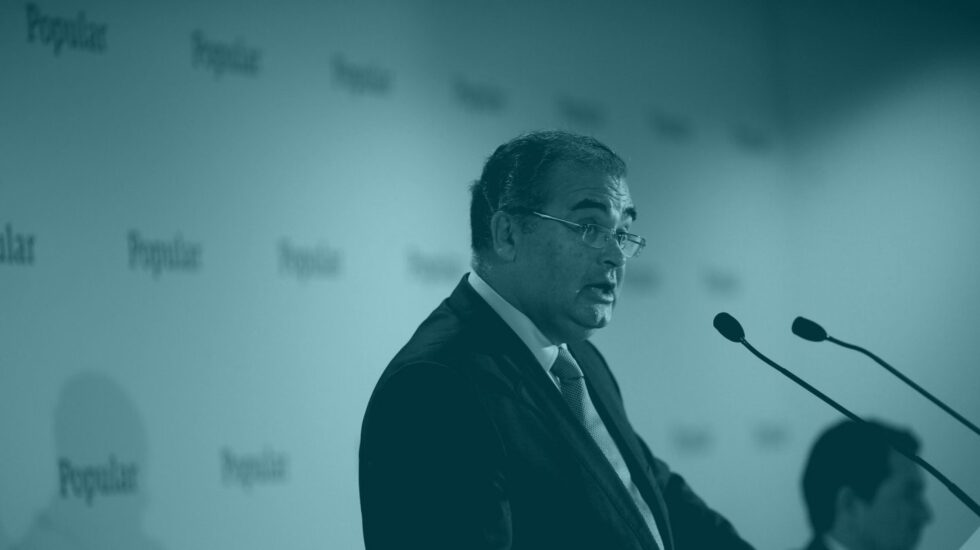 Ángel Ron, ex presidente del Banco Popular.