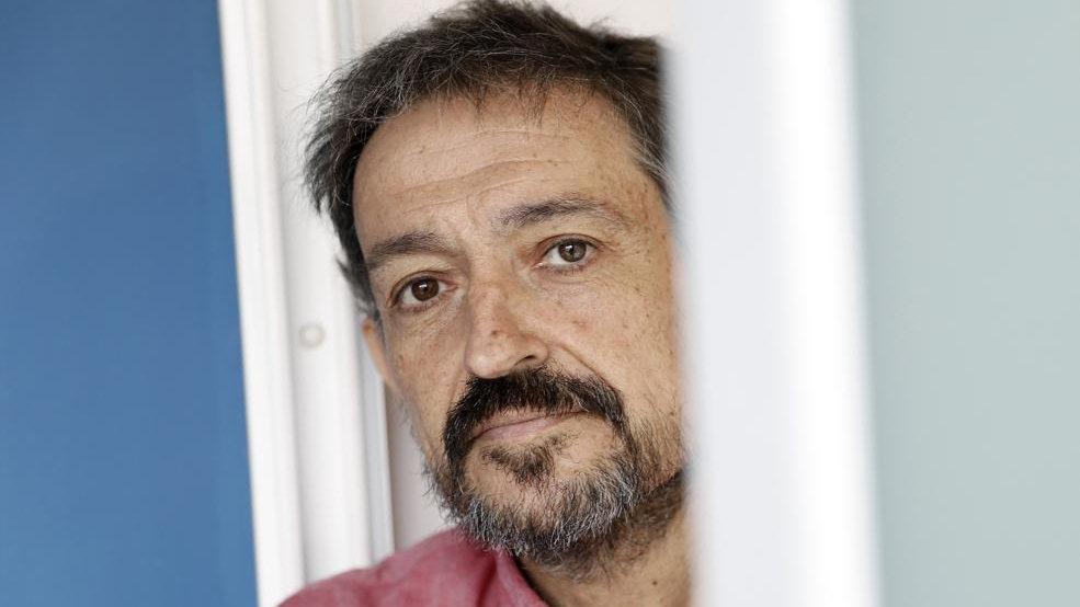 El periodista Carles Capdevila.