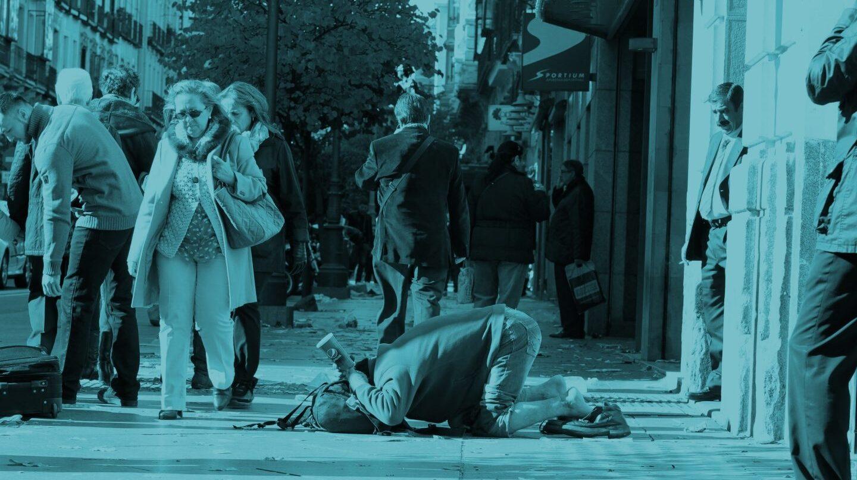 La crisis ha derivado en un aumento de la desigualdad social.