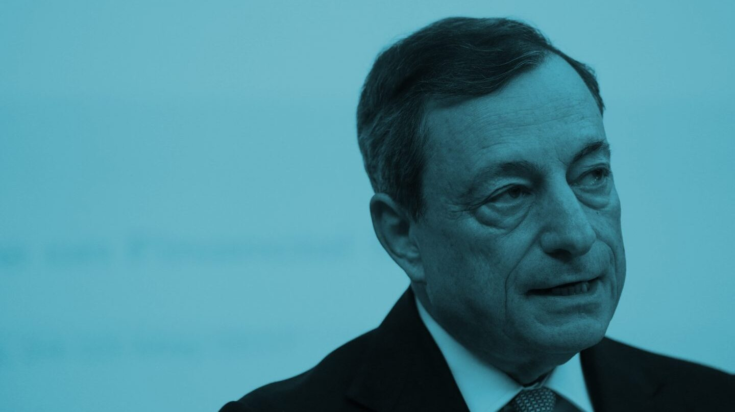 El presidente del Banco Central del Europeo (BCE), Mario Draghi.