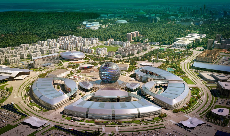Exposición de Astana