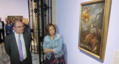 El cuadro que atribuyen a Goya.