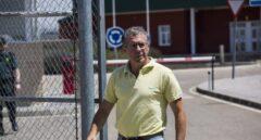 Francisco Granados abandona la cárcel de Estremera.