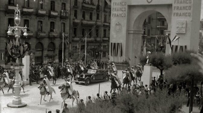El Gobierno destina aún 100.000 euros al año a los marroquíes que lucharon por Franco